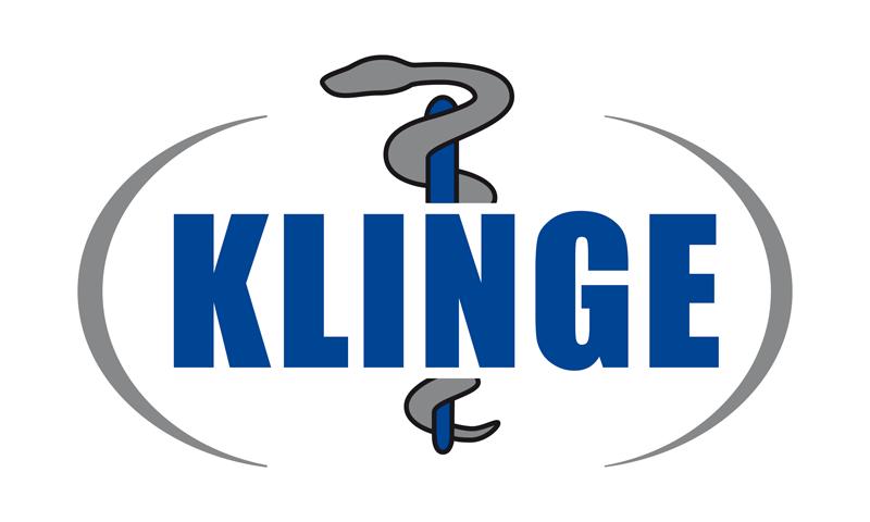 Logoentwicklung Klinge Pharma